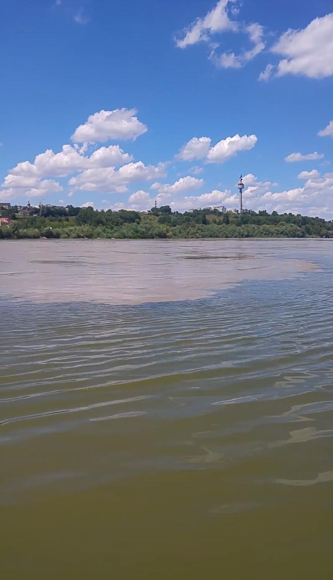 Îmbrățișarea dintre Siret și Dunare